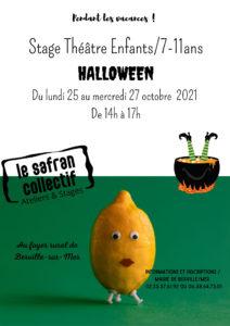 Stage théâtre Mathilde Pierson ADAC
