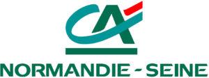 Logo Partenaire Zanzib'Art Crédit Agricole Normandie-Seine
